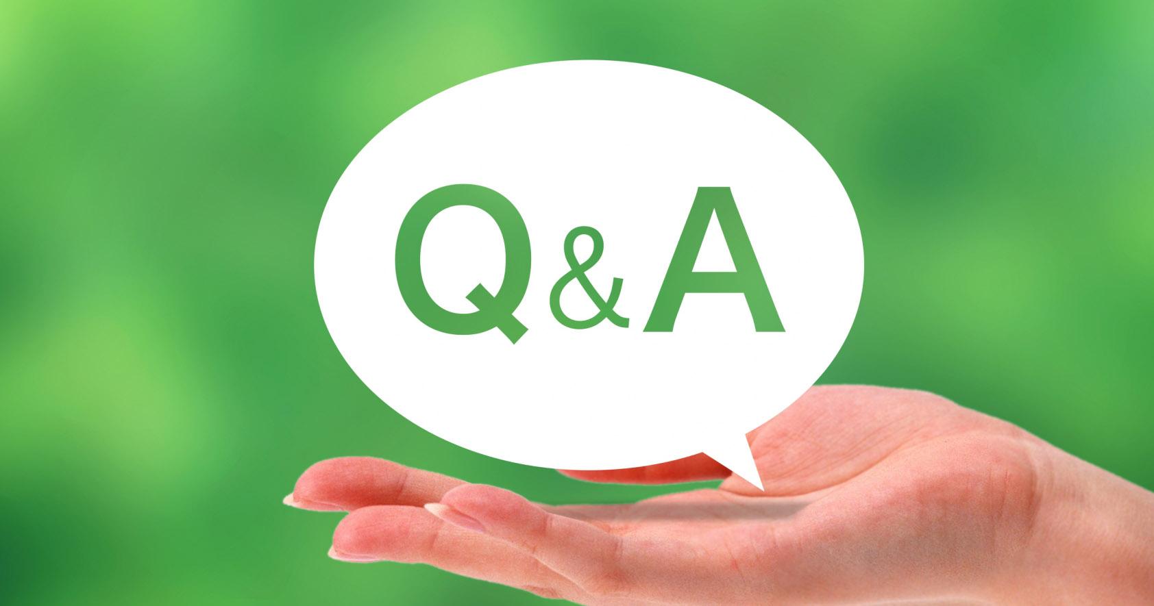 おもちゃの木に寄せられる質問と答えを紹介します。